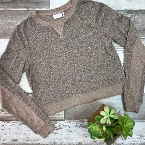 URBAN OUTFITTERS Cropped Sweater Stripe Sz XS